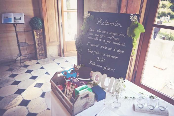 Décoration et organisation mariage - héra normandie wedding planner - calvados orne-15