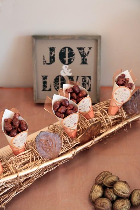 Cornets à chouchous pour Sweet Table