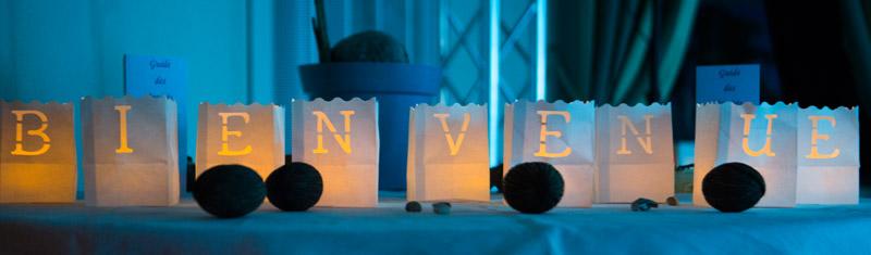 décoration table mariage normandie calvados eure